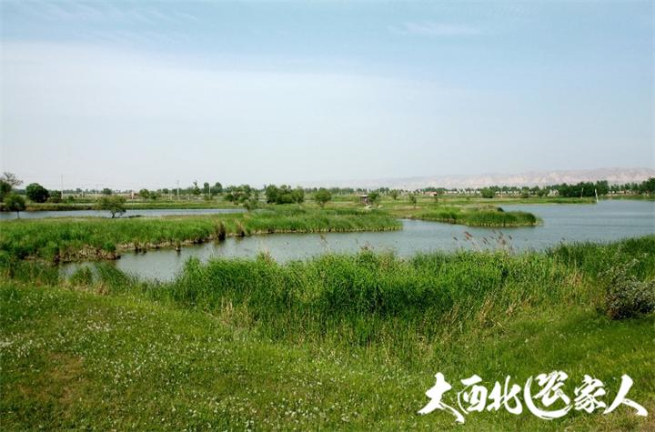 陕西渭南合阳县洽川风景区
